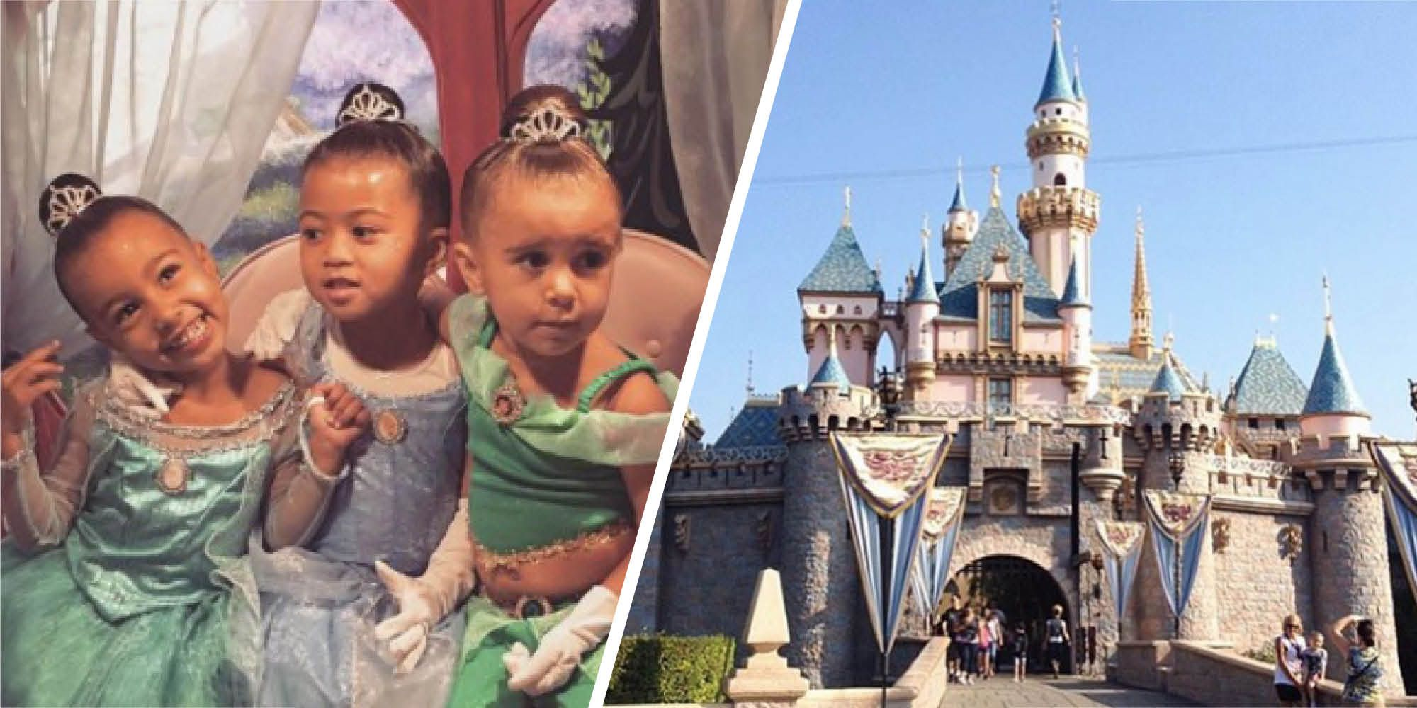 PSA: Disney World Is Now Offering Adult Princess Makeovers