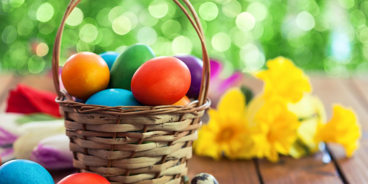 How To Plan an Easter Egg Hunt For Adults