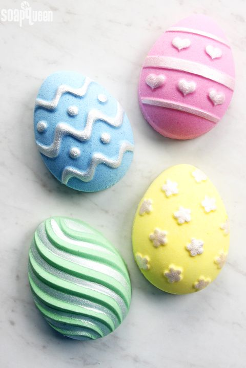 adult easter egg hunt bath bombs