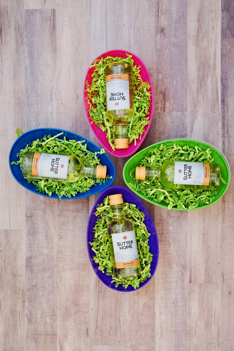 adult easter egg hunt boozy eggs