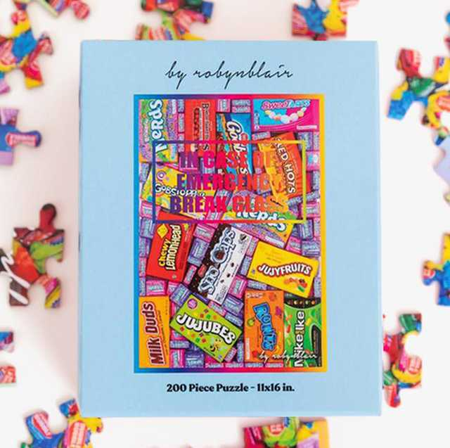 candy puzzle for adults