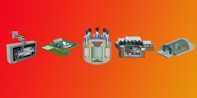 advanced nuclear reactors