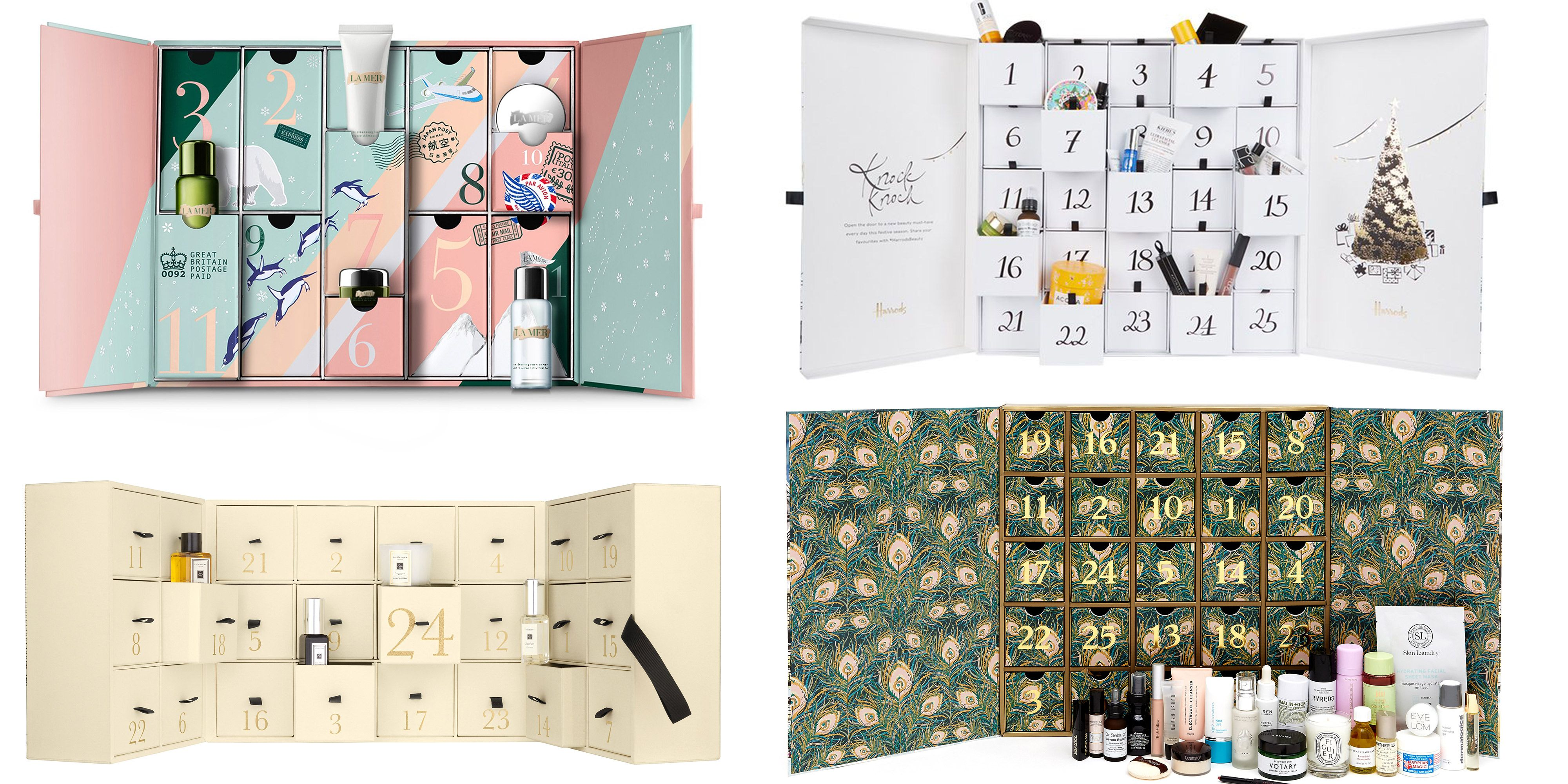 The best luxury advent calendars 2018 - Beauty advent calendars from ...