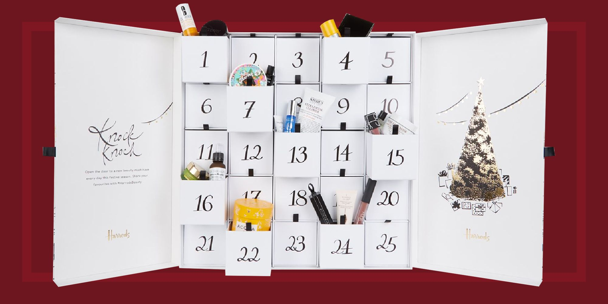 The Best Beauty Advent Calendars 2018 - Luxury Makeup, Cosmetic, and ...
