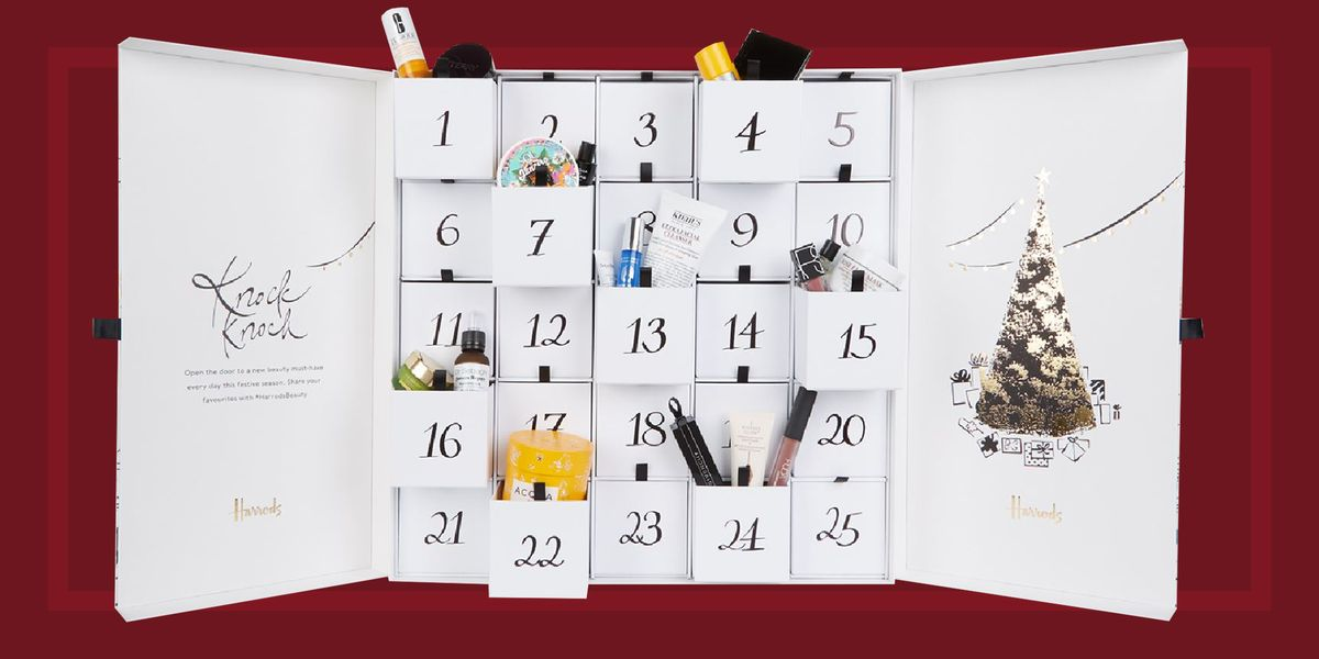 The Best Beauty Advent Calendars 2018 Luxury Makeup