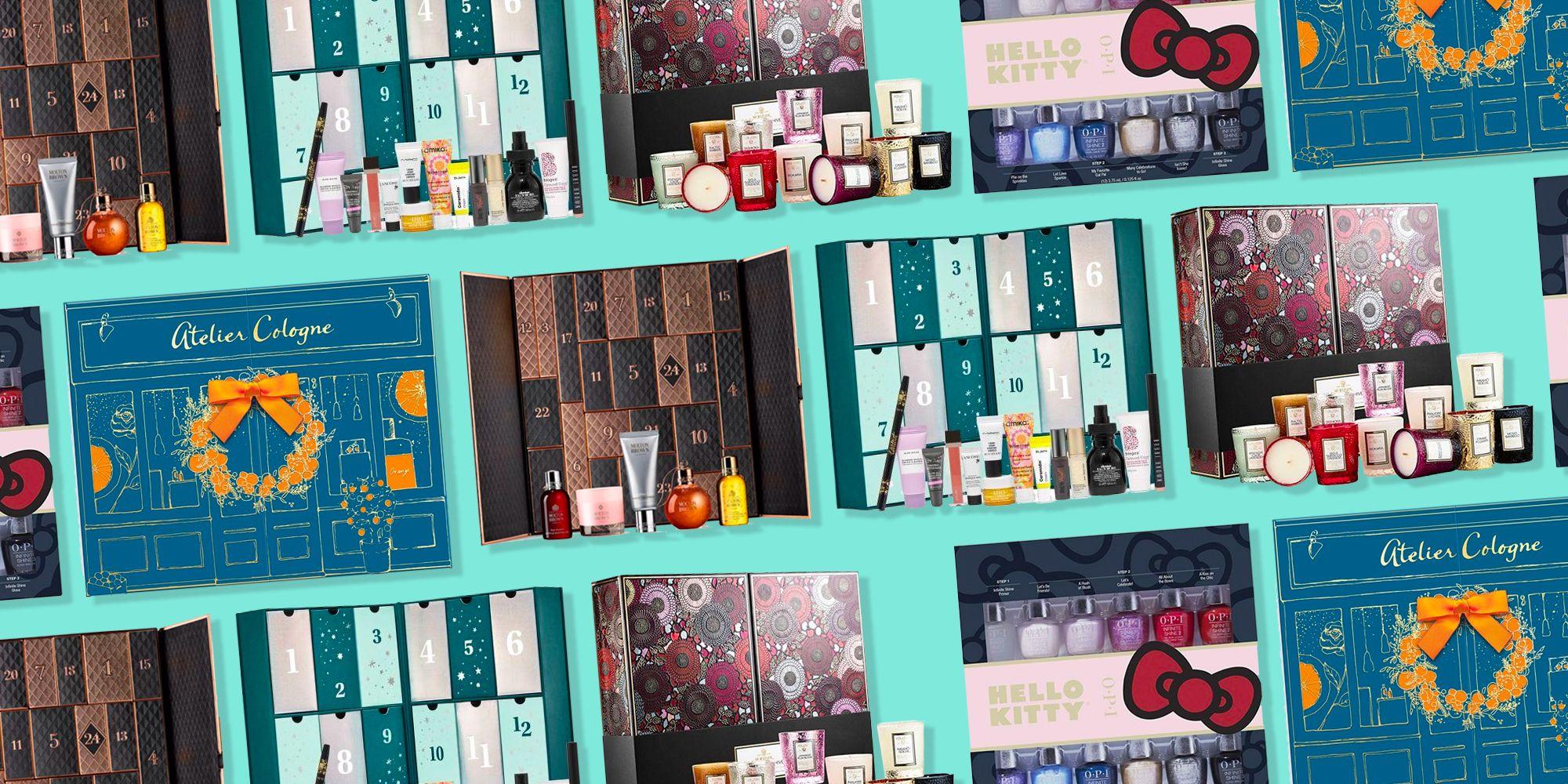 23 Best Beauty Advent Calendars 2020 Makeup Advent Calendars