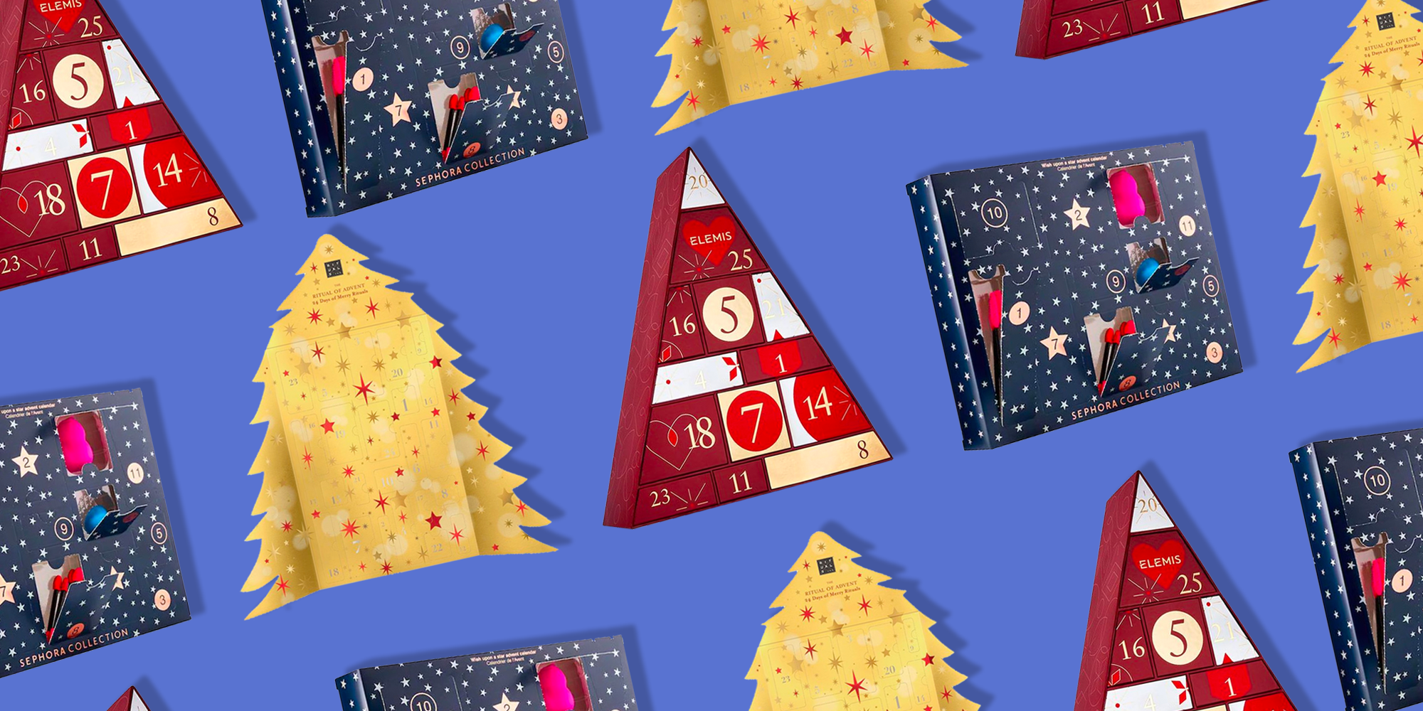 Countdown To 25 Days Of Christmas 2019.Best Beauty Advent Calendars For 2019 Makeup Advent Calendars