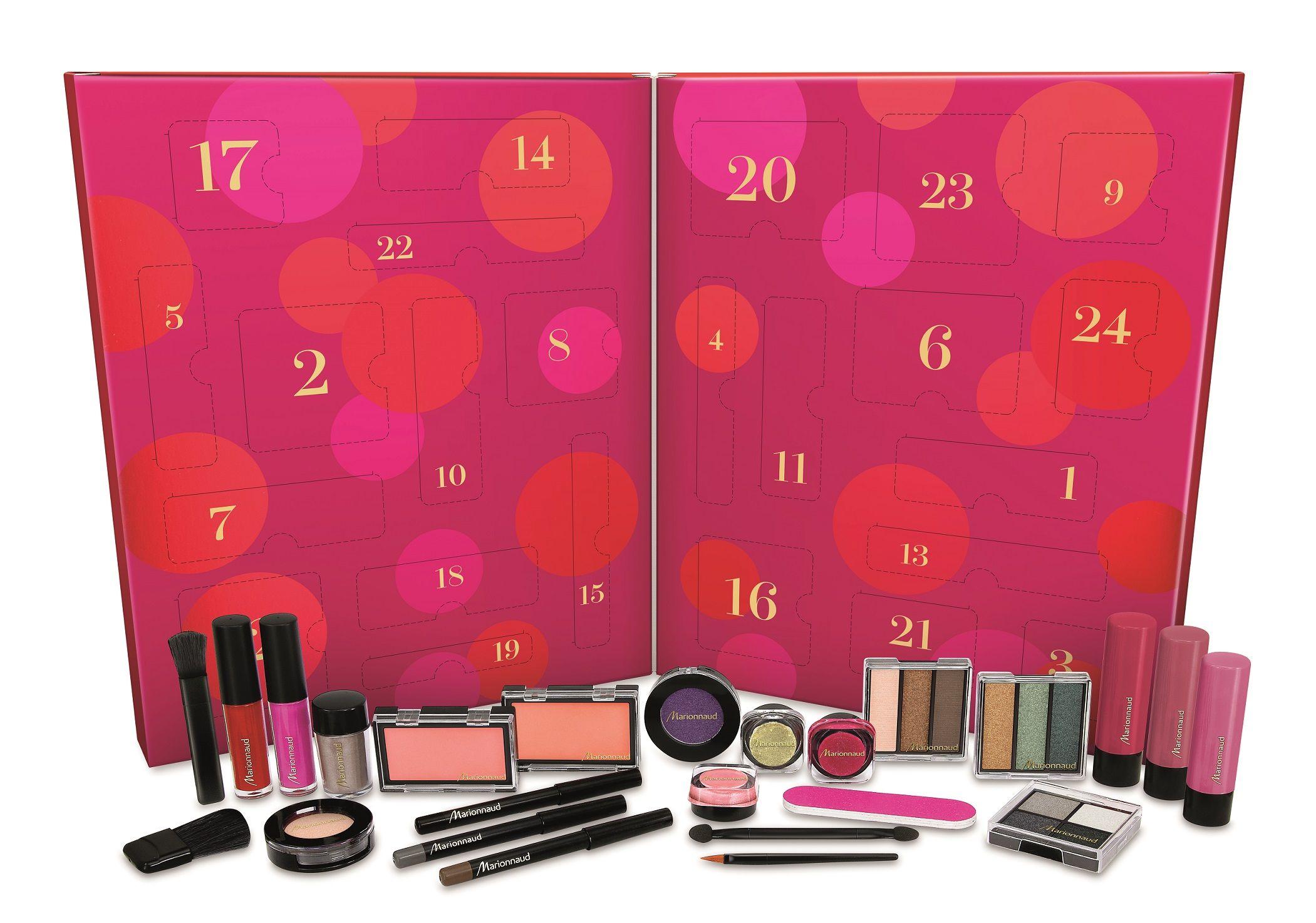 Calendario De Adviento Maquillaje.Calendarios De Adviento Beauty
