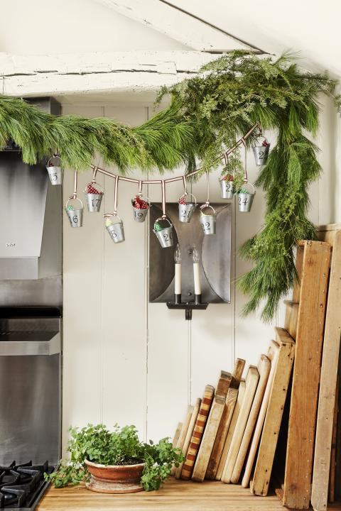 advent calendar outdoor christmas decorations