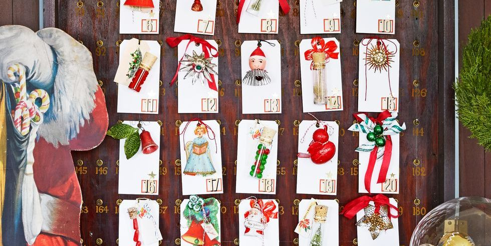Christian Christmas Frames Printables Decorations Ideas 2020 44 Best Advent Calendar Ideas   DIY Christmas Advent Calendars