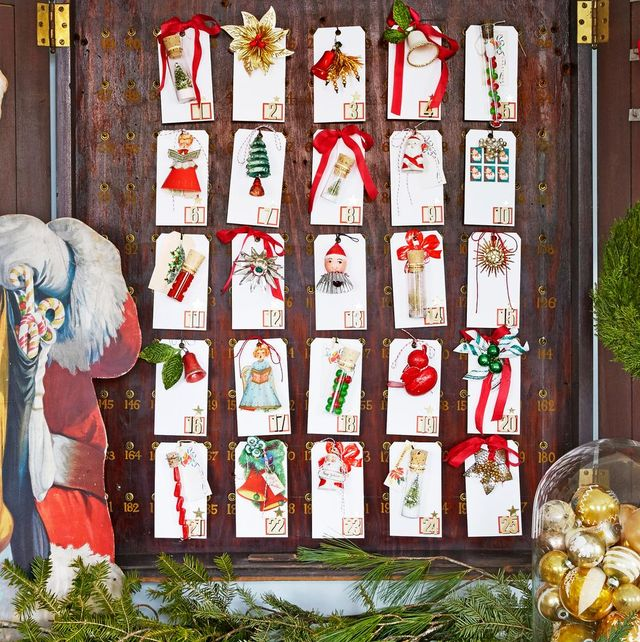 Christmas Countdown Calendar.45 Best Advent Calendar Ideas Diy Christmas Advent Calendars
