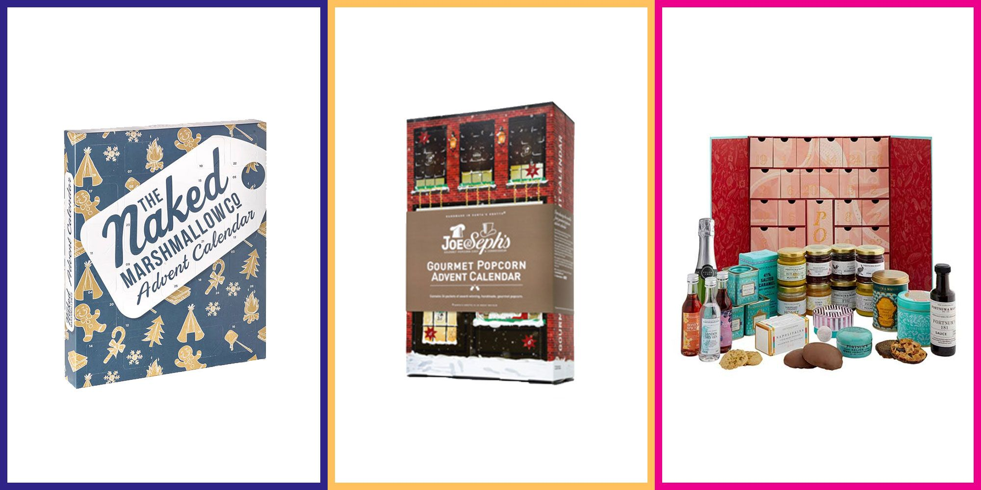 The best foodie advent calendars that aren't chocolate