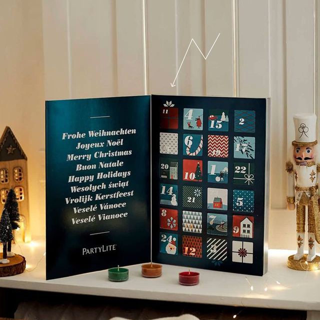 best advent calendars for candle lovers