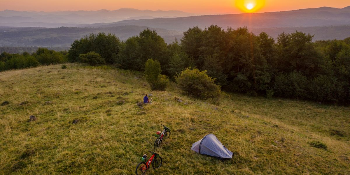 How to Bikepack Safely and Happily Right Now
