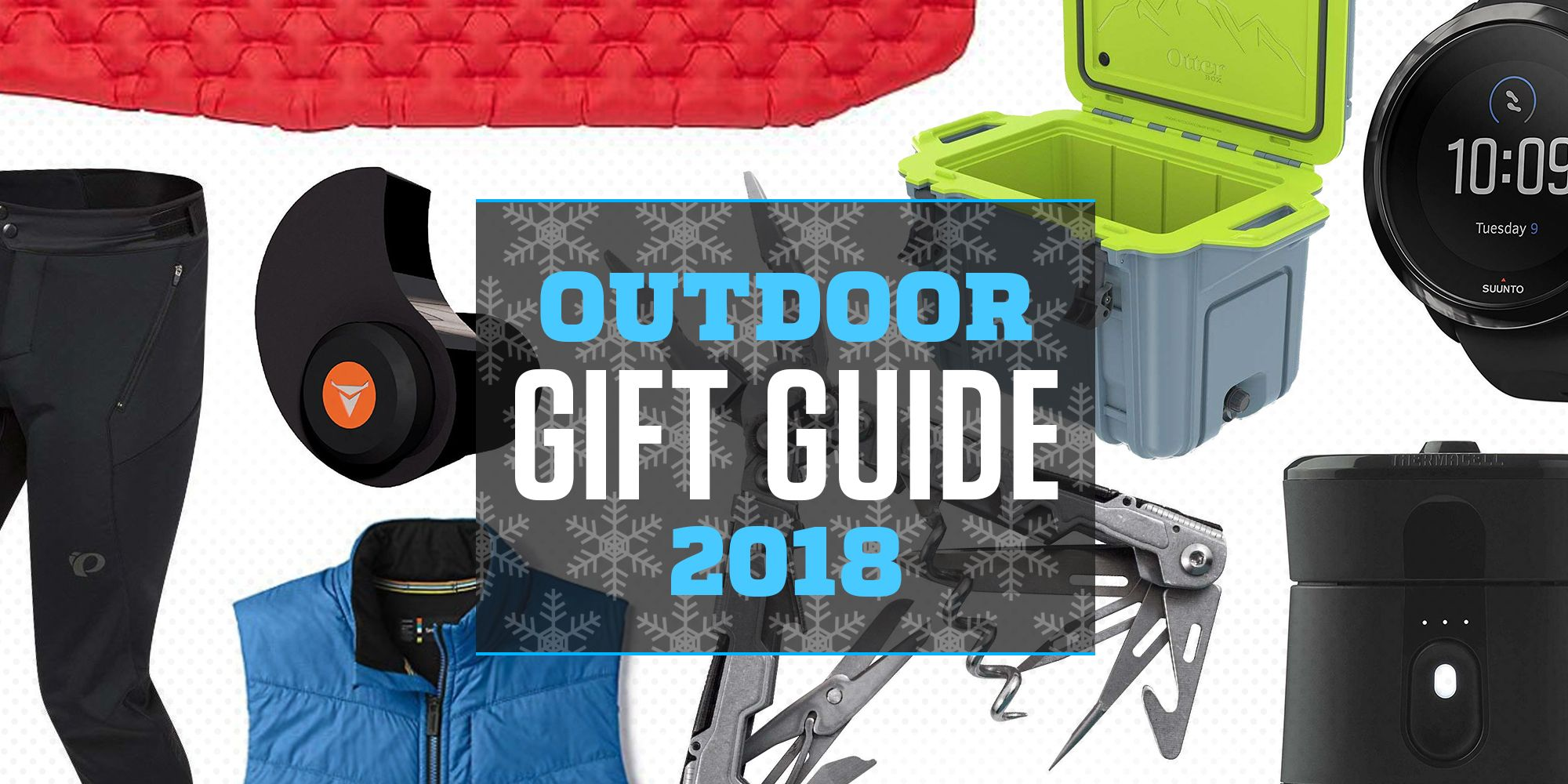 The Best Outdoor Gifts for the Adventurer in Your Life