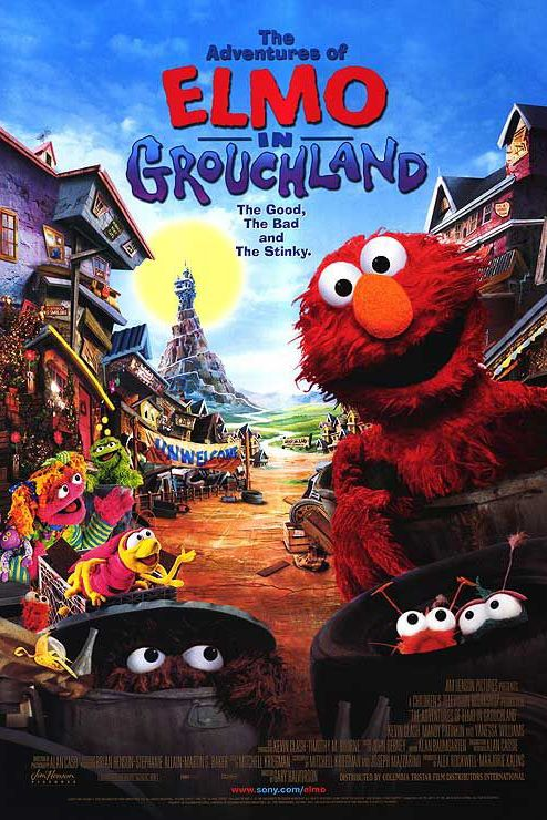 the adventures of elmo in grouchland toddler movies