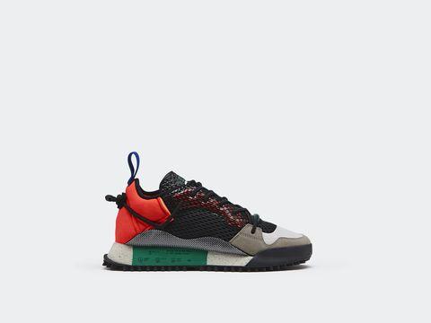 Footwear, Shoe, Outdoor shoe, Sneakers, Sportswear, Orange, Brown, Walking shoe, Nike free, Athletic shoe,