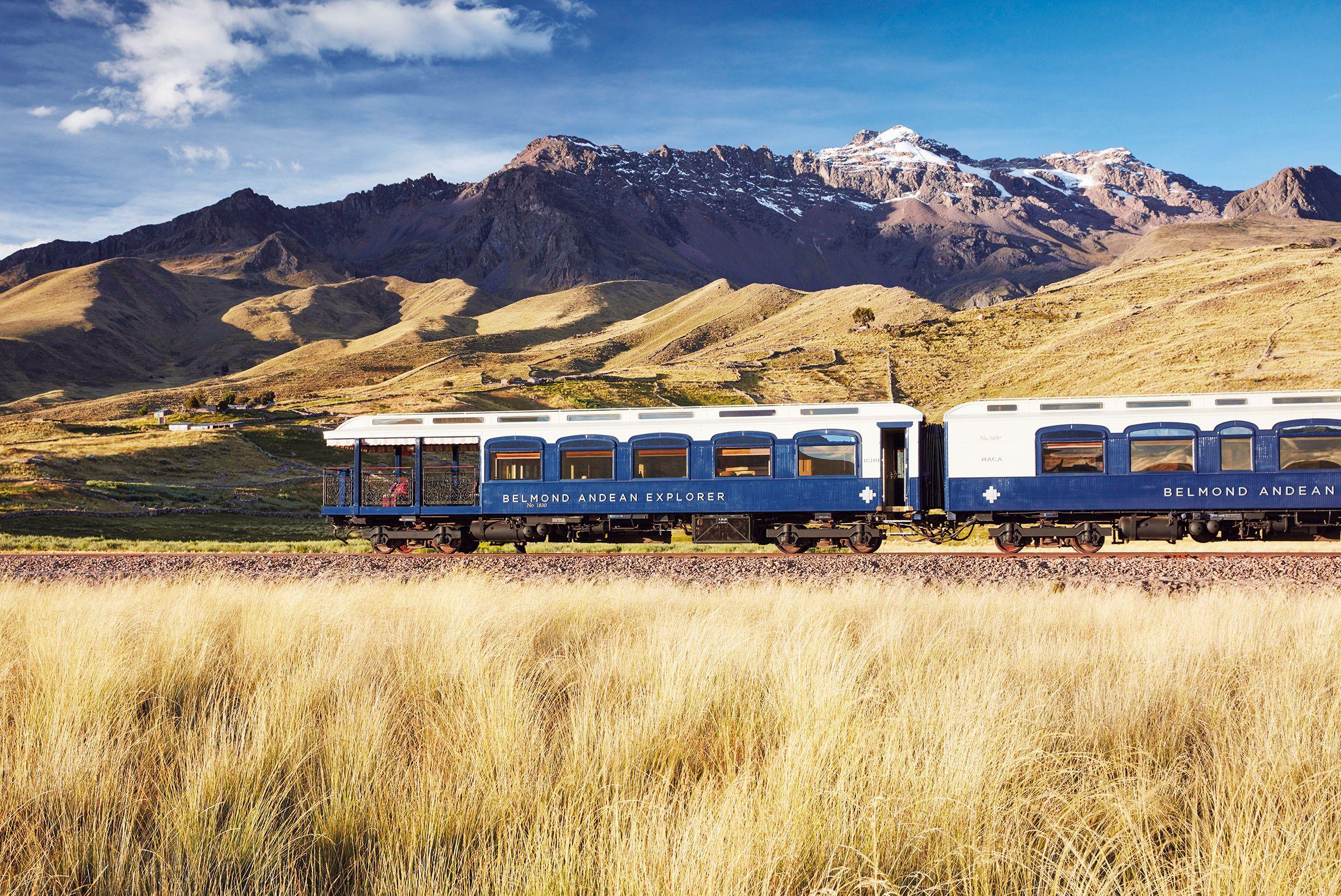 Look Inside Belmond S Retro Sleeper Trains Luxury Train Travel