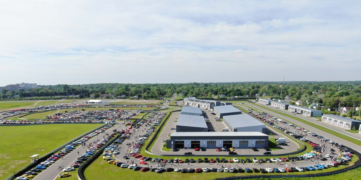 M1 Concourse to Hold 'Woodward Dream Show' and American Festival of Speed