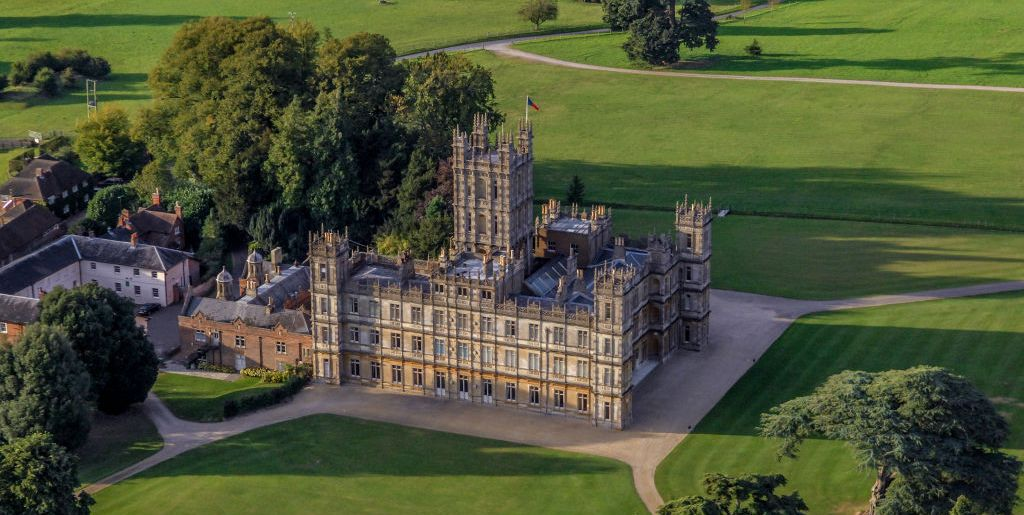 Inside Highclere Castle The Real Home Of Downton Abbey