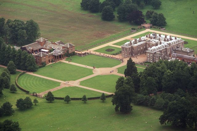 opening of the althorp estate to the public