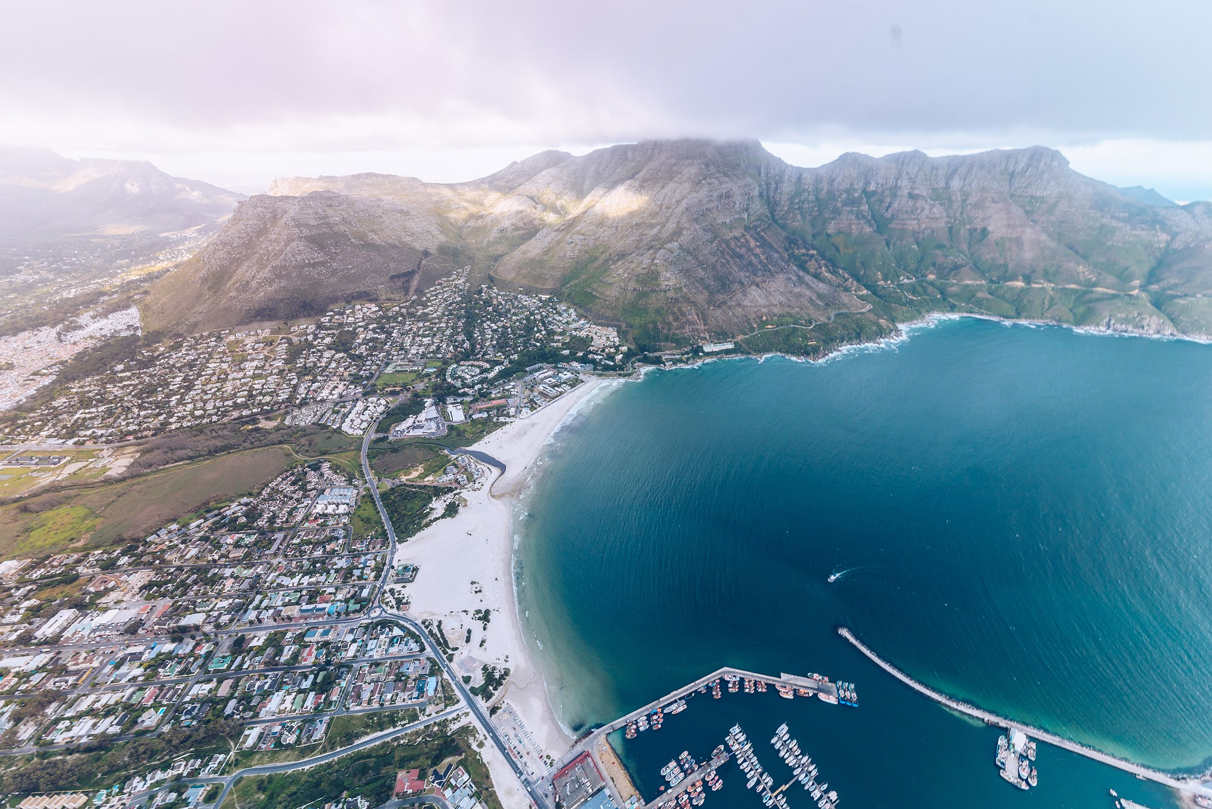 Things to do in Cape Town: Helicopter ride