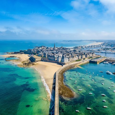 Holidays in France - Brittany