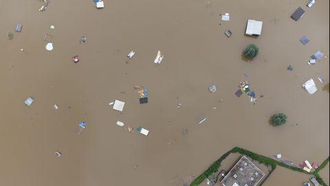 overstroming nederland