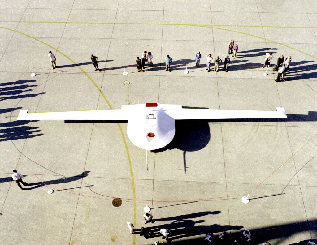 Skunk Works Is About to Test a Secret New Aircraft Called 'Speed Racer'