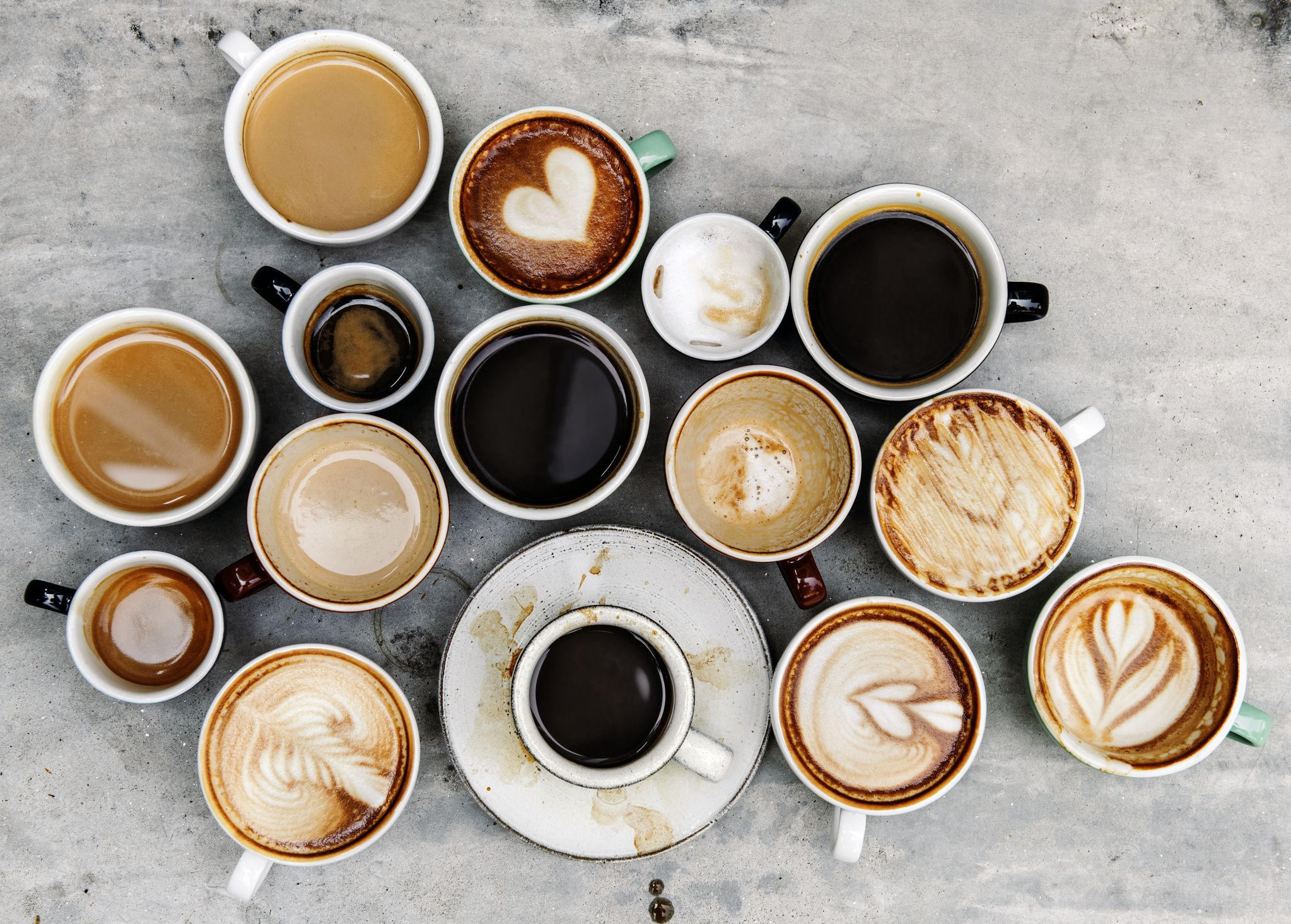 Here's Evidence That Even Heavy Coffee Drinkers Live Longer Than Non-Coffee Drinkers