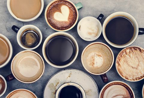 should runners drink coffee before a run?