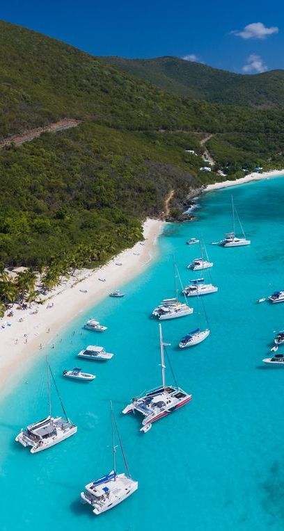 10 Best Places To Travel in 2020 - British Virgin Islands