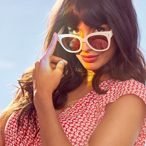 Eyewear, Sunglasses, Hair, Glasses, Lip, Cool, Beauty, Yellow, Skin, Hairstyle,
