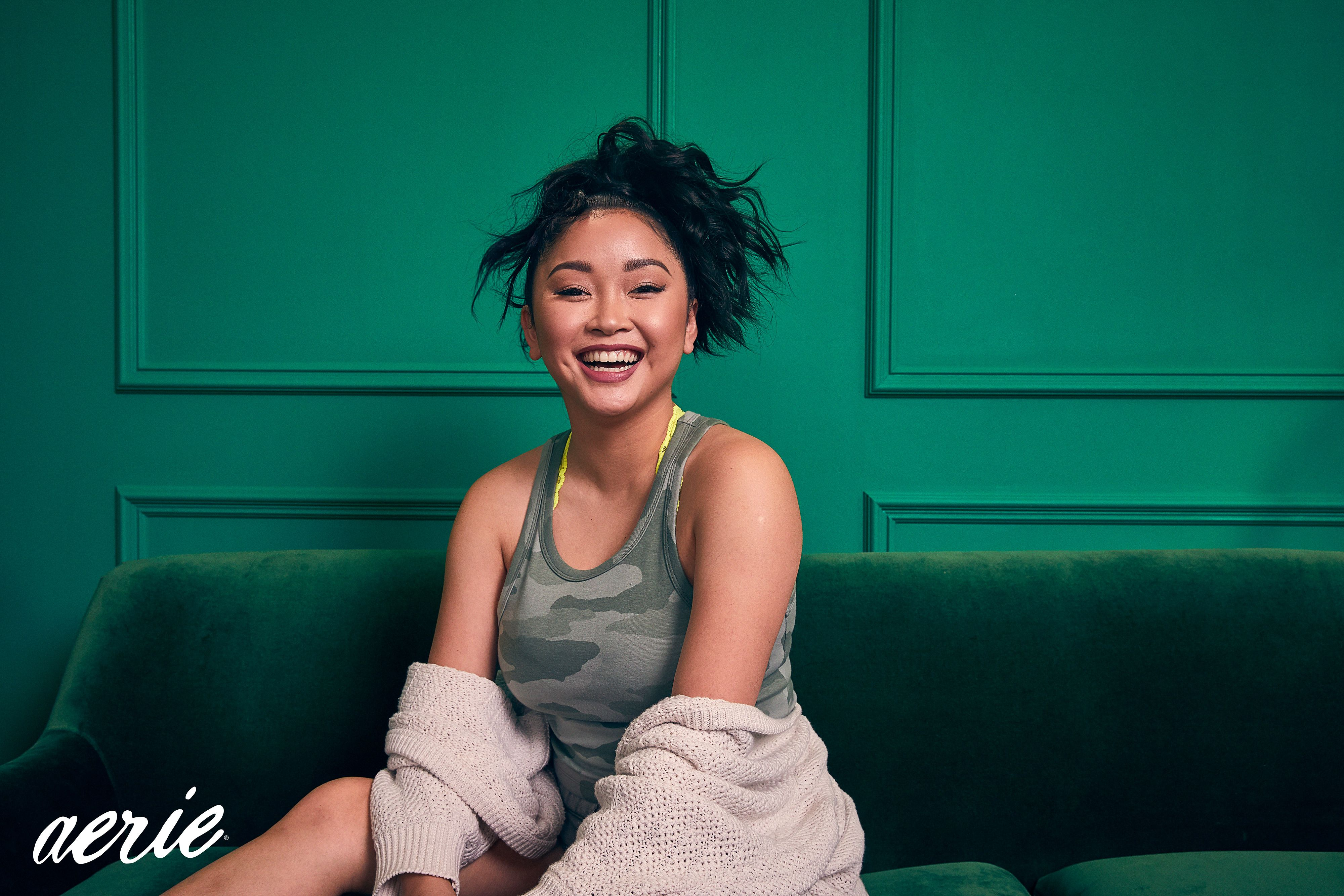 Lana Condor The Newest Aeriereal Role Model On Diversity And Authenticity