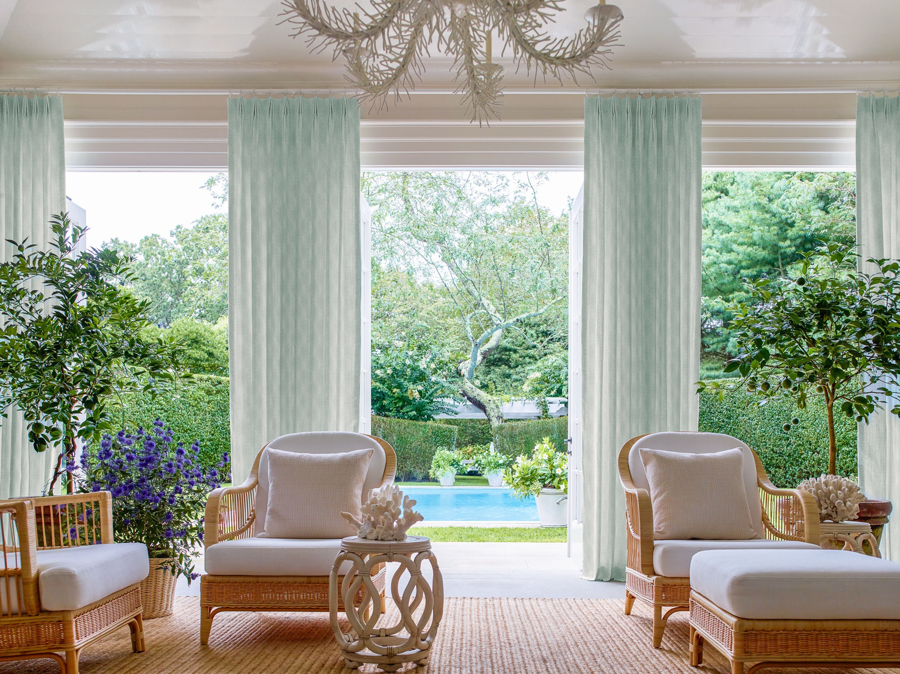 The Right Window Treatment for Every Room