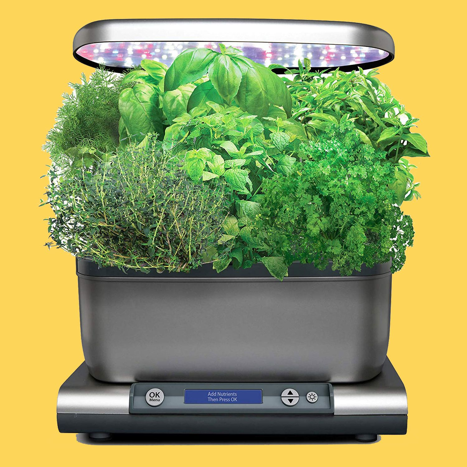 AeroGarden Grows Fresh Herbs and Veggies Year-Round, and It's 47% off Today