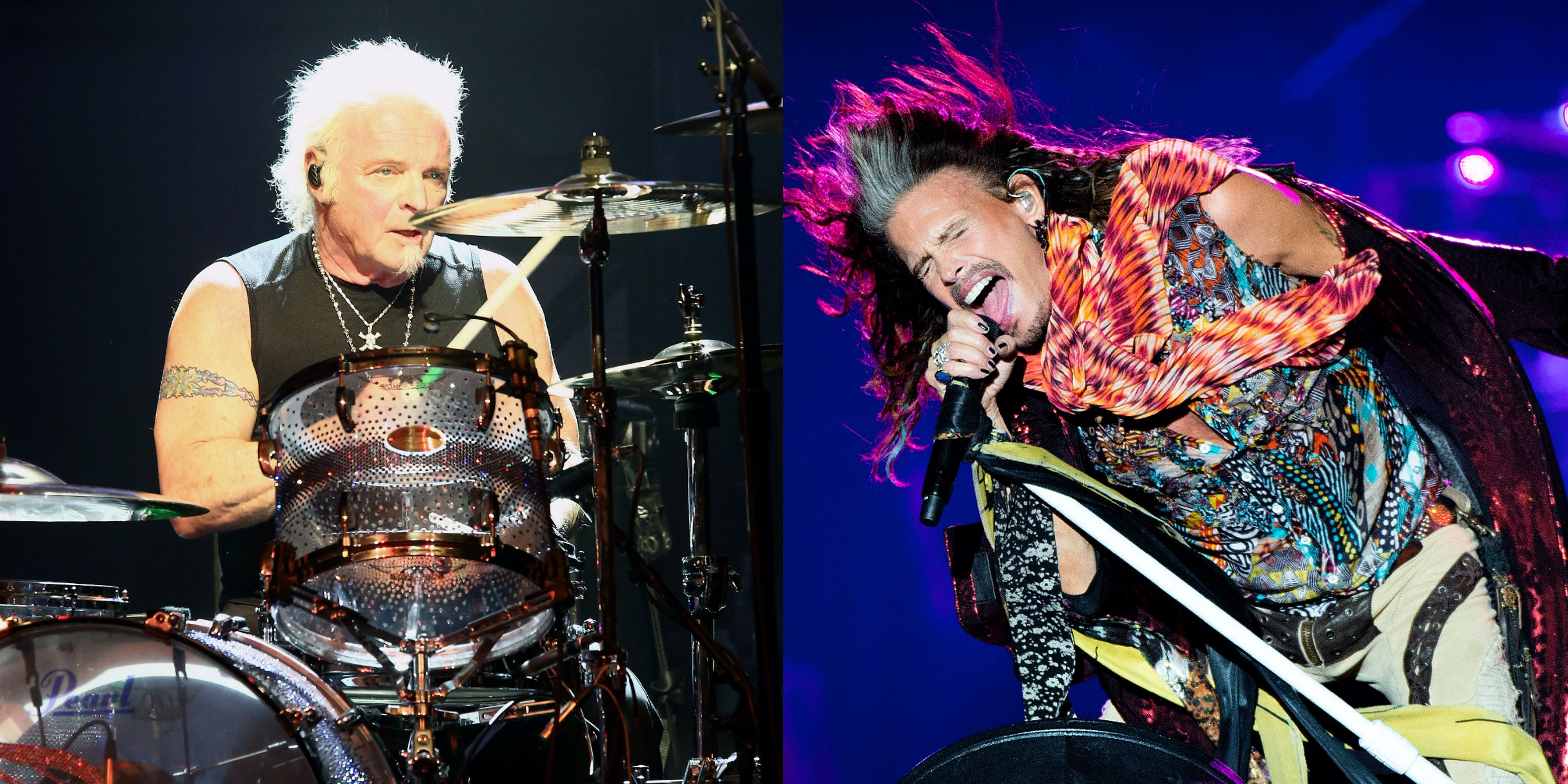 What Could Be More Aerosmith Than Their Current Feud With Founding Member Joey Kramer?