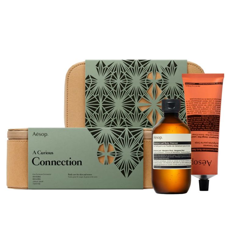 Aesop Curious Connection gift set