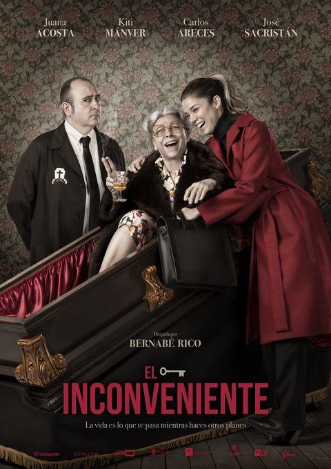 """Cartel de """"El inconveniente"""""""