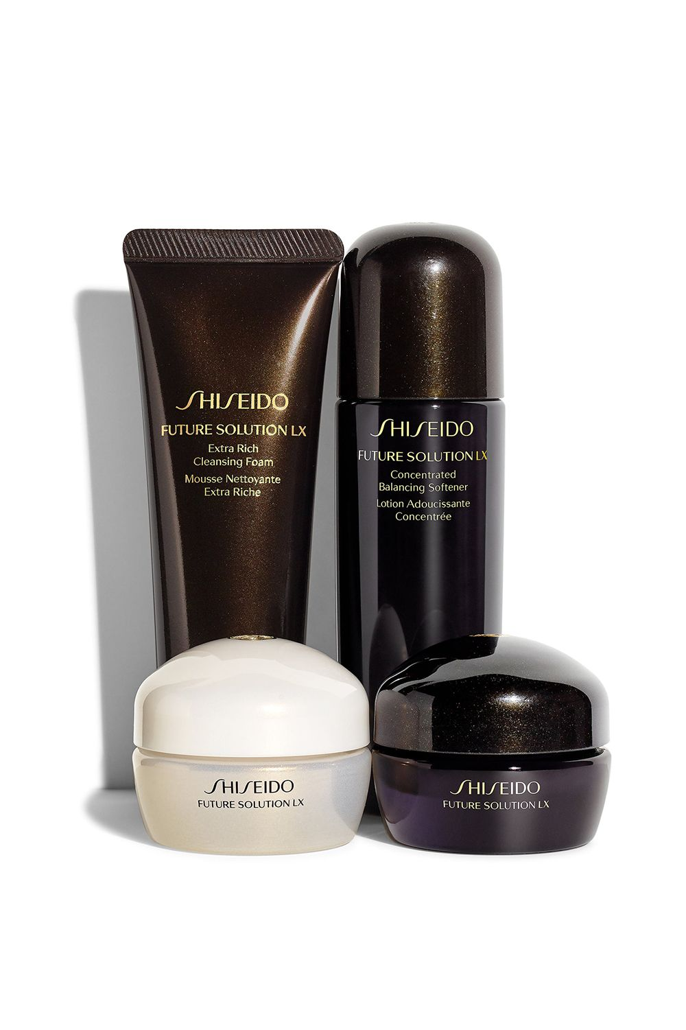 This Skincare Travel Set Shiseido Future Solution LX Travel Collection Spoil your skin with Shiseido's best-selling anti-aging products when you're on the go. Regular price: $145 Sale price: $102 SHOP IT