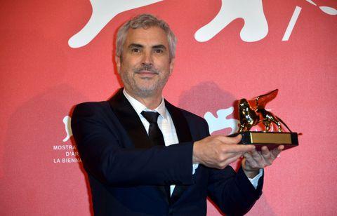 第75回ベネチア国際映画祭金獅子賞
