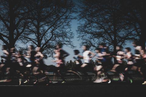 wedstrijden, wedstrijdloper, lopen, hardlopen, voordelen