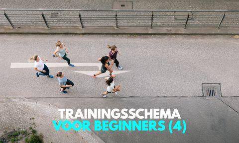 Trainingsschema voor beginners (4)