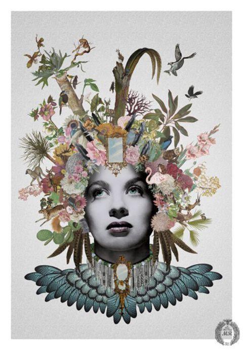 Frieda by Maria Nivens, Affordable art fair, London