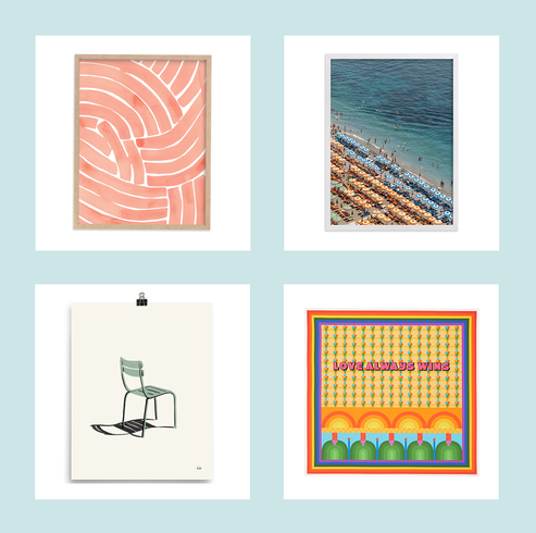 affordable art posters