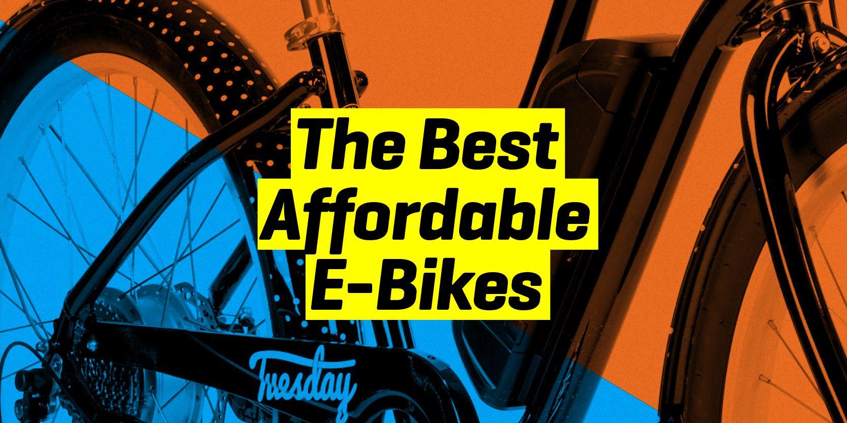 Cheap E-Bikes