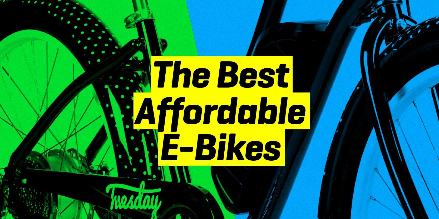 Best Cheap Electric Bikes | Affordable E-Bikes 2019