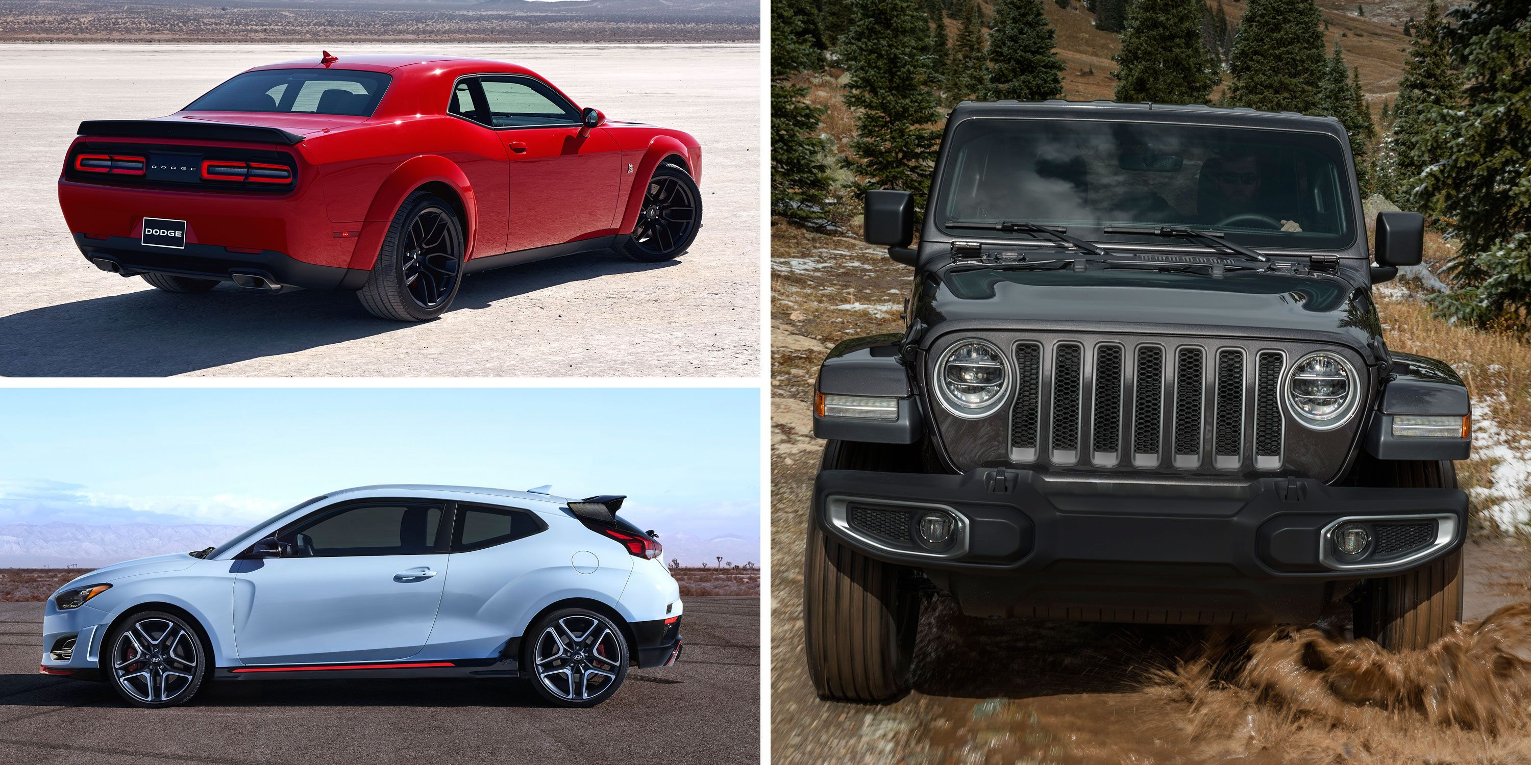 The 20 Best Affordable Performance Cars And Trucks And Suvs You Can Buy