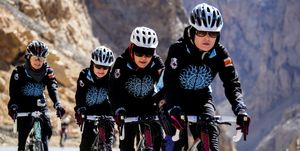 Afghan Cycles documentary