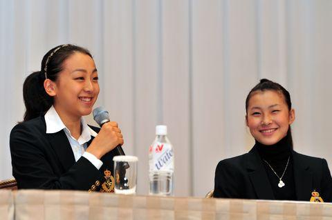 村上佳菜子さんが語る、浅田真央さんの魅力